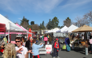 Farmer's Markets are a great way to connect with your community.