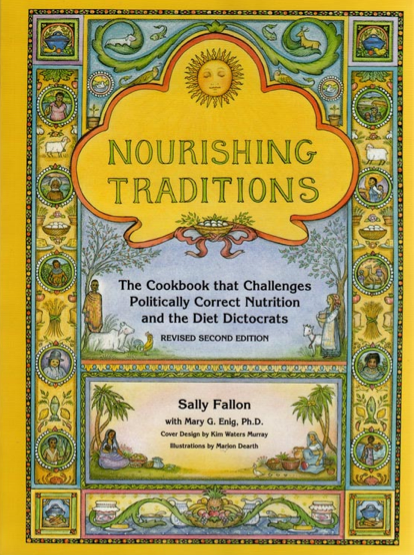 Giveaway: Nourishing Traditions Cookbook