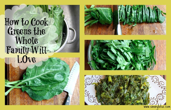 How to Cook Greens the Whole Family Will Love
