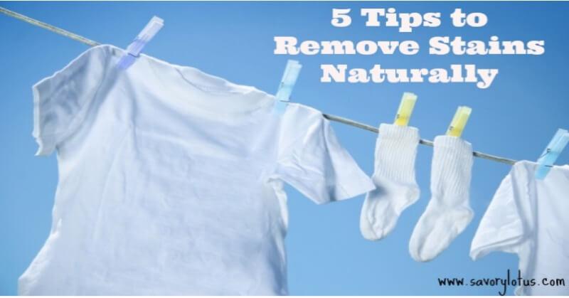 5-Tips-to-Remove-Laundry-Stains-Naturally-savorylotus.com_