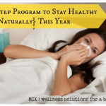 12 Step Program to Stay Healthy Naturally