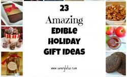 edible gifts ideas