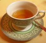 Elderberry Ginger Tea