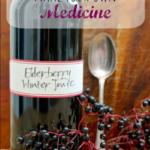 Elderberry Winter Tonic