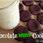 Chocolate Mint Cookies