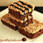 Paleo German Chocolate Brownie
