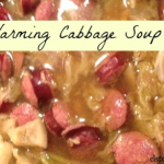 Warm Cabbage Soup