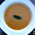 Spiced Apple and Butternut Squash Soup