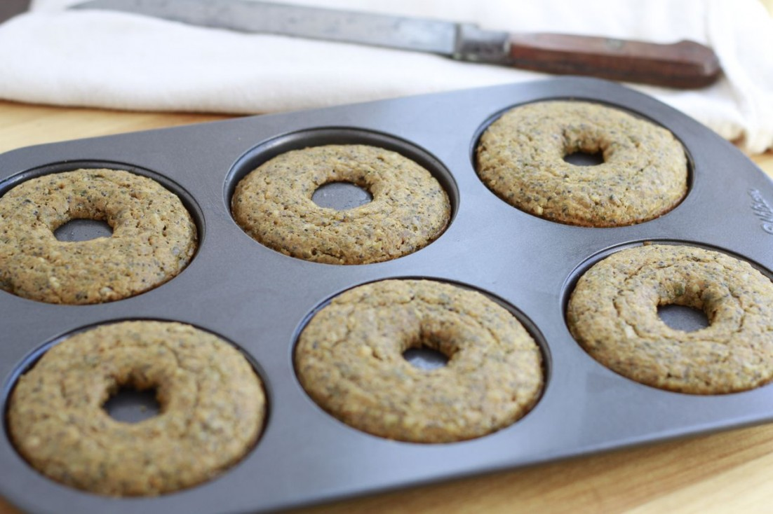 Paleo Bagels (gluten, grain, and nut free) ~ savorylotus