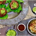 Chipotle Bacon Sliders (gluten and grain free) | savorylotus.coms