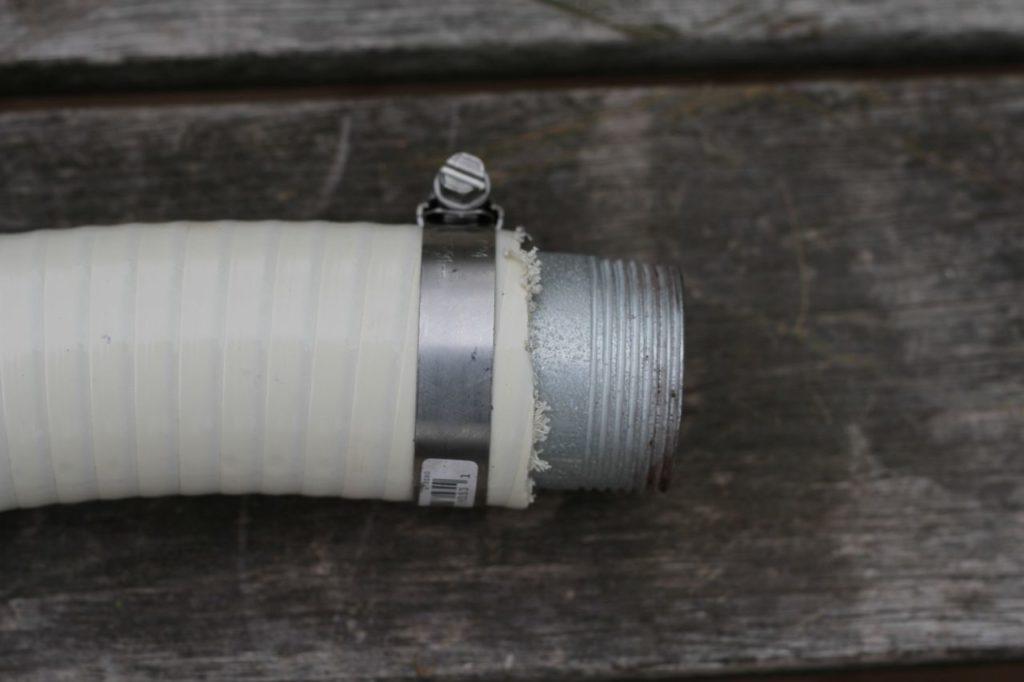 How to Make a Wine Barrel Water Pump == savorylotus.com