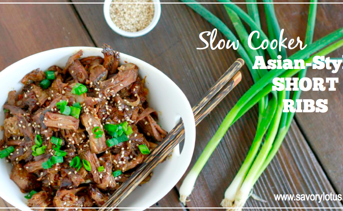 Slow Cooker Asian-Style Short Ribs (soy free)