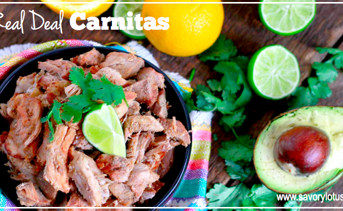 Real Deal Carnitas