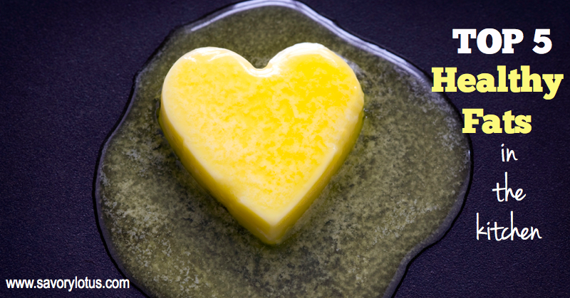 Healthiest fats|paleo fats| good fats| savorylotus.com