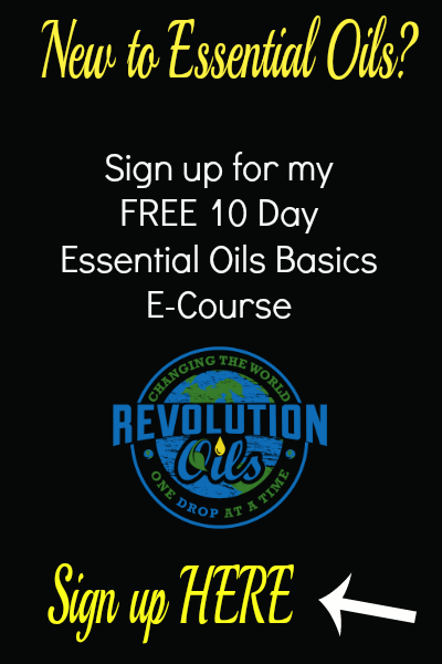 New to Essential Oils?  FREE E-Course