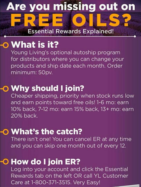 Essential Rewards