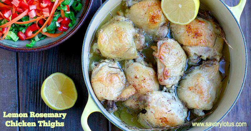 chicken recipes, chicken thighs, paleo, gluten free