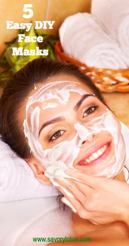 homemade face masks, essential oils