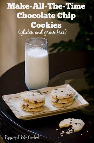 chocolate chip cookies, gluten free cookies