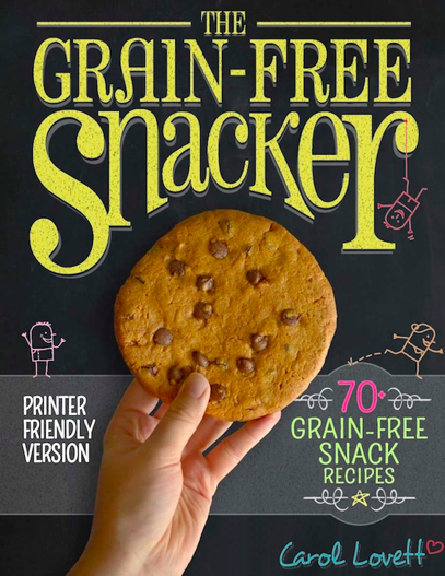 Grain free snacker