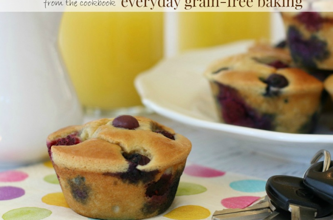 Pancake Muffins on the Go (gluten and grain free)