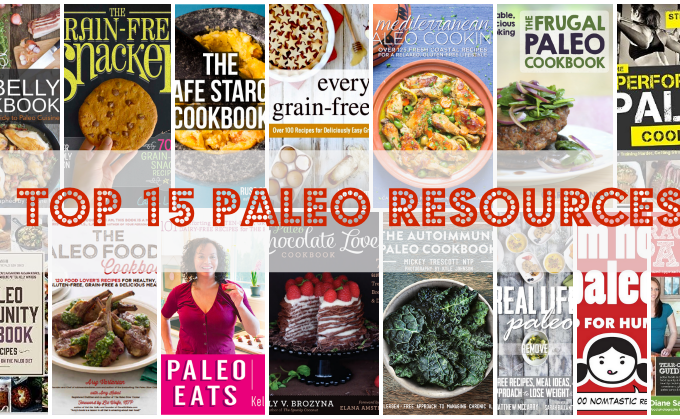 Top 15 Paleo Resources