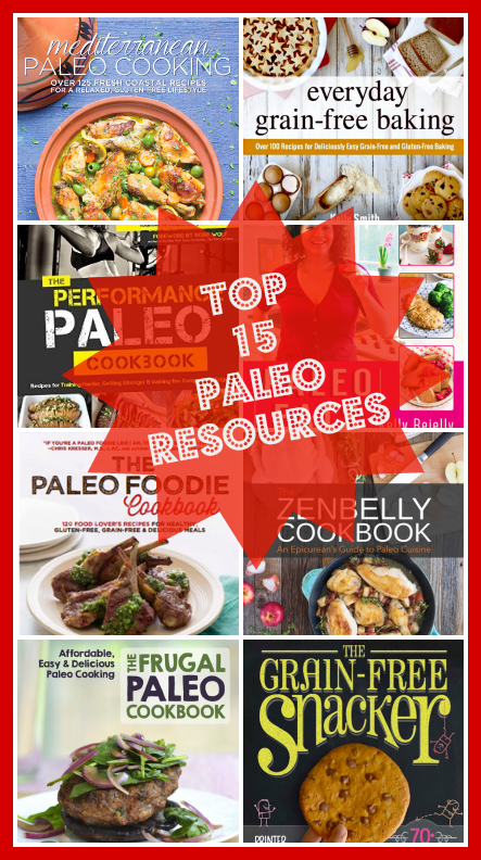 Top 15 Paleo Resources