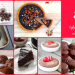 healthy chocolate, valentine's day