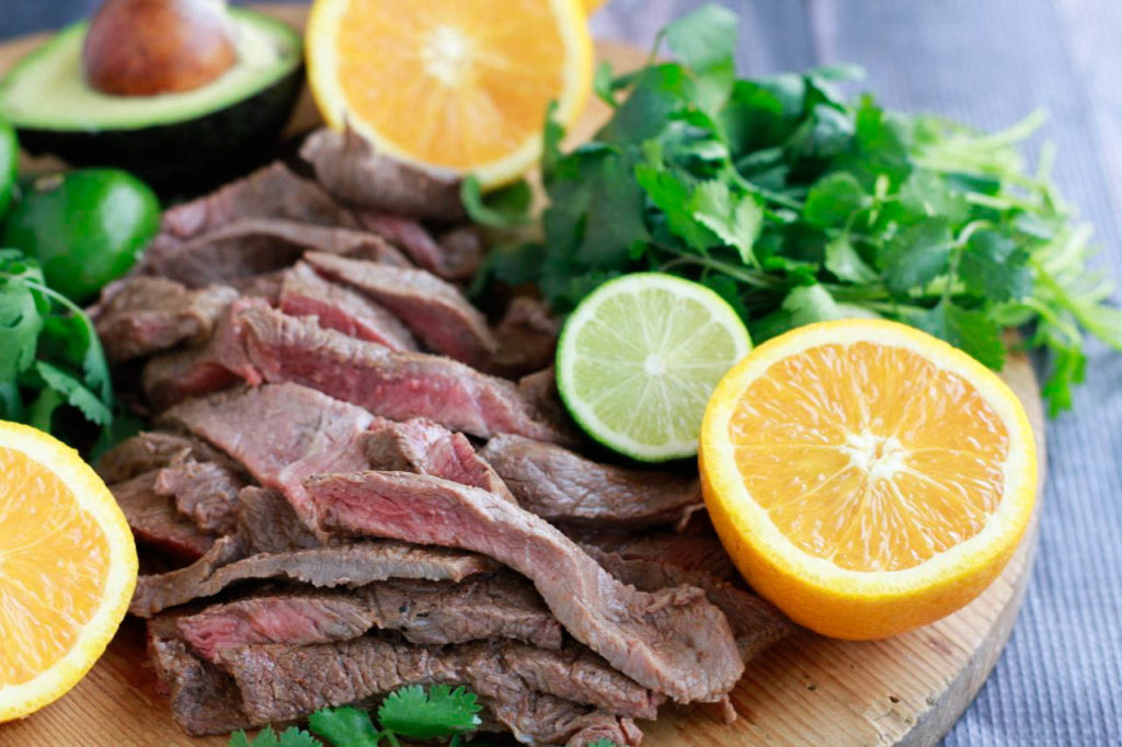 carne asada, mexican, grilled meat, paleo
