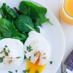 how to make poached eggs, poached eggs