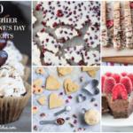 20 Healthier Valentine's Day Desserts | www.savorylotus.com