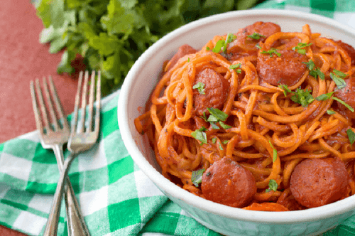 spicy-sausage-pasta_plaidandpaleo- (1) (1)