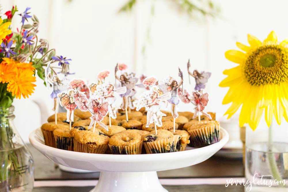 How to Throw a Fairy Tea Party | www.savorylotus.com