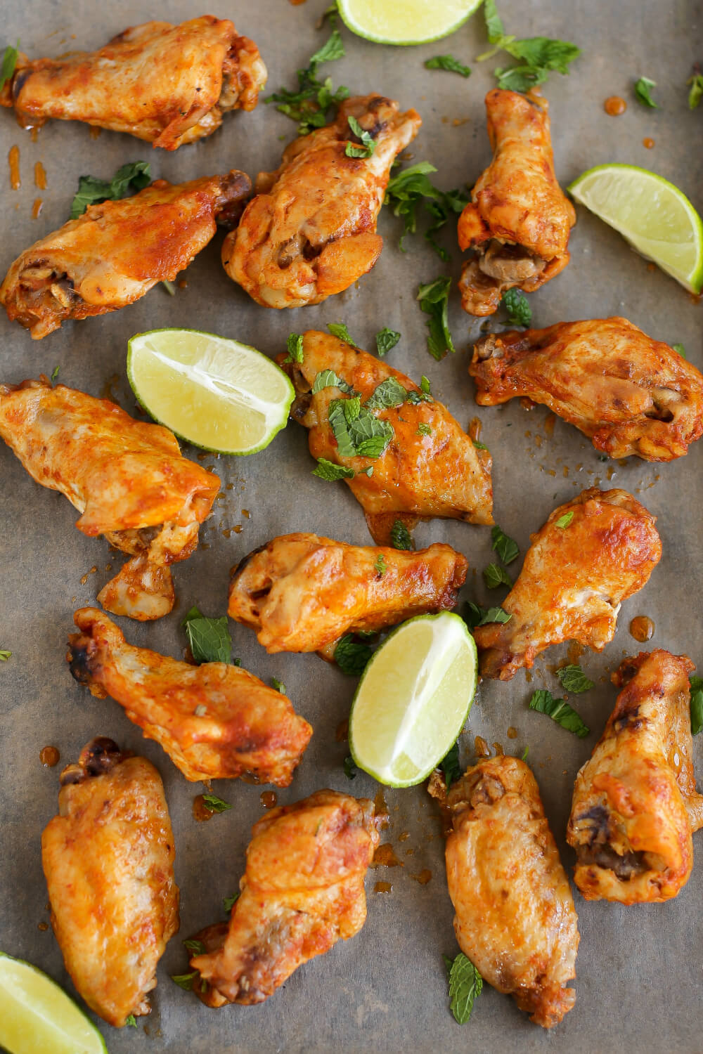 Slow Cooker Red Curry Chicken Wings \ from Real Food Slow Cooker Recipes