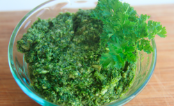 Vital Green Pesto and Ayurveda