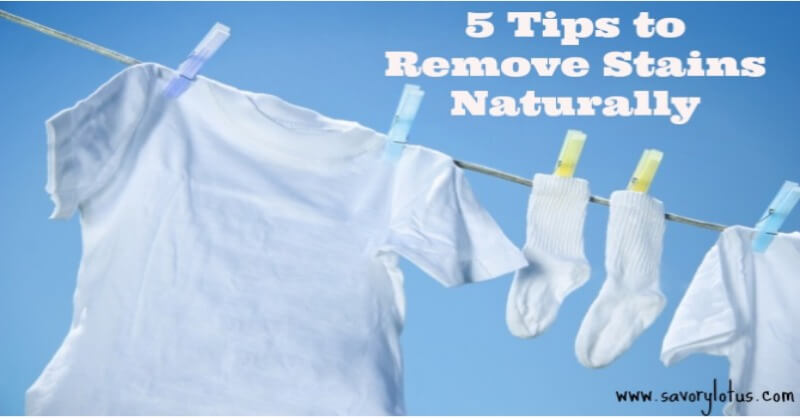 5-Tips-to-Remove-Laundry-Stains-Naturally-savorylotus.com_