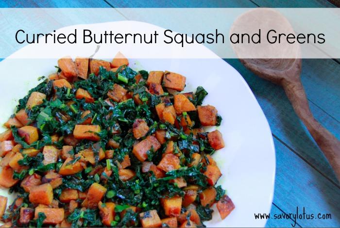 curried squash