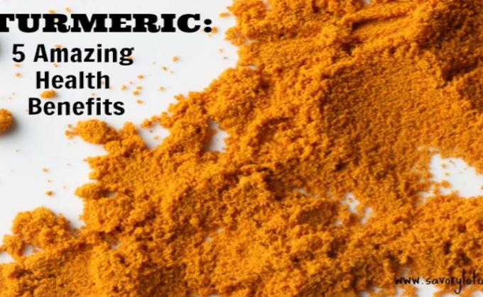 5 Amazing Health Benefits of Turmeric