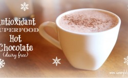 Antioxidant Superfood Hot Chocolate