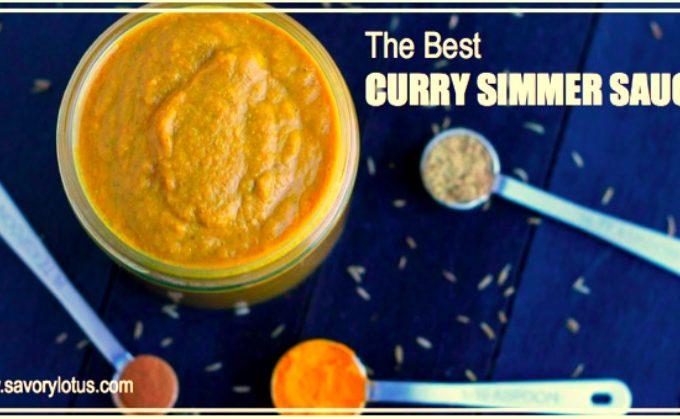 The Best Curry Simmer Sauce