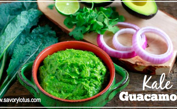 Kale Guacamole
