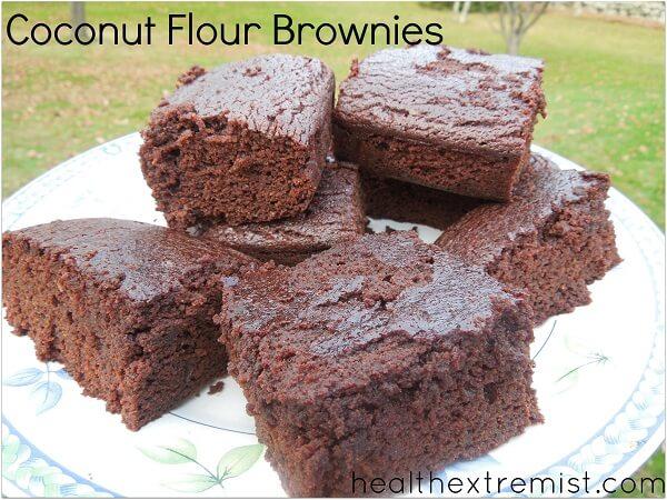 Paleo-brownies