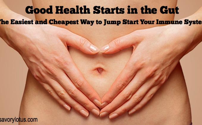 Good Health Starts with the Gut