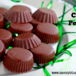 dark chocolate peppermint, gluten free, paleo