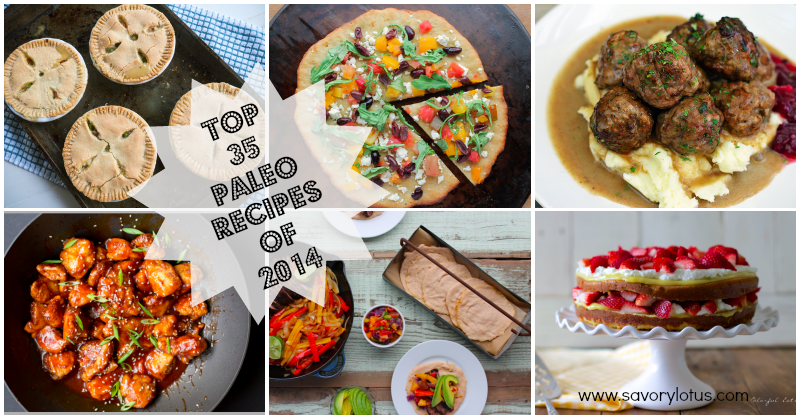 Top Paleo Recipes