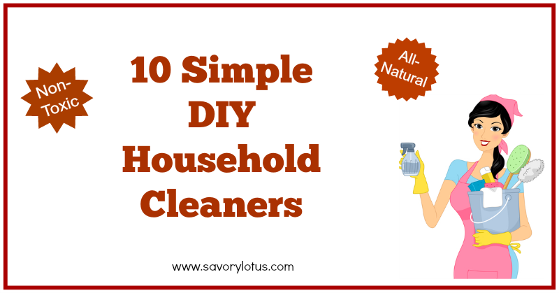 green cleaning, essential oils, non-toxic cleaning