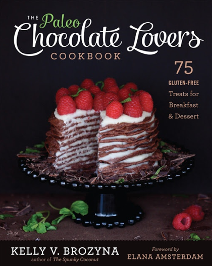 Paleo Chocolate Lover's Cookbook