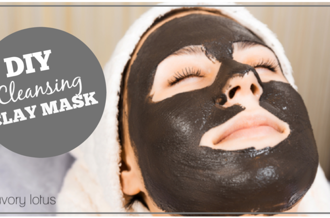 DIY Cleansing Clay Mask