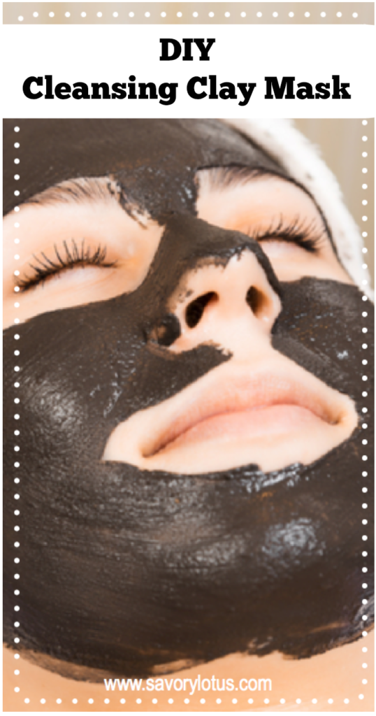 clay mask, bentonite clay
