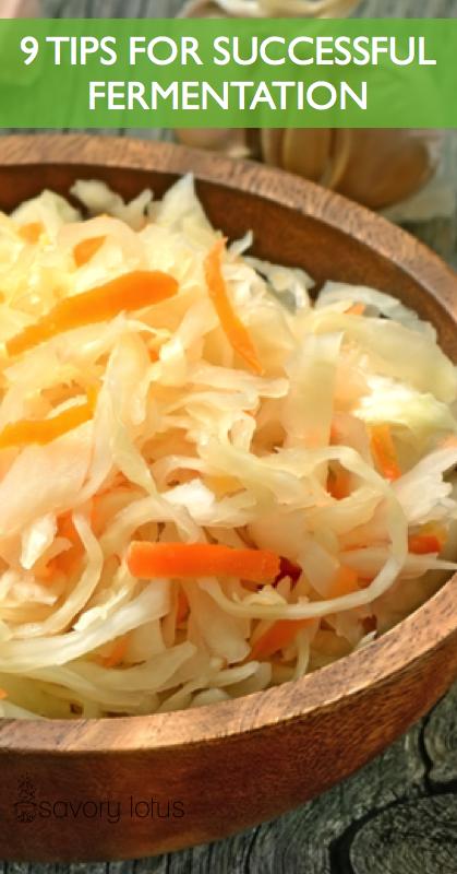 fermented foods, sauerkraut, fermentation